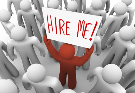 ASKING FOR THE JOB: It's About Sales